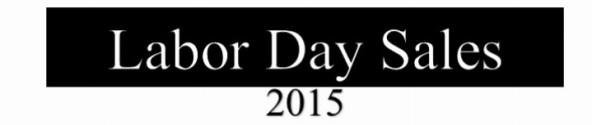 labor day sales 2015